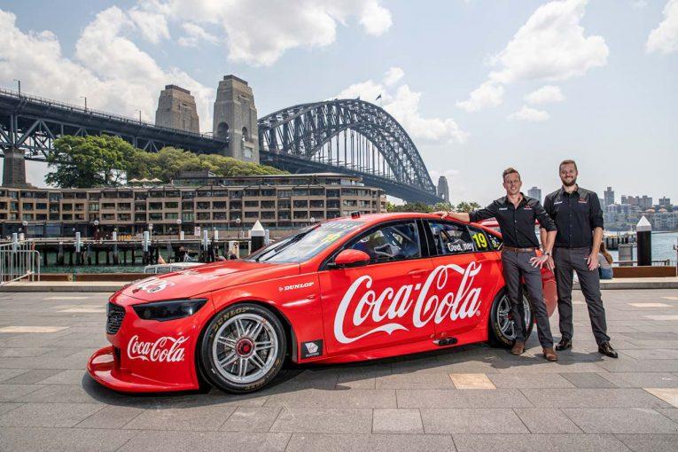 海外レース他 | 豪州SC:2020年シーズンラウンチ開催。ジェームス・コートニーの新チームはコカ・コーラが支援