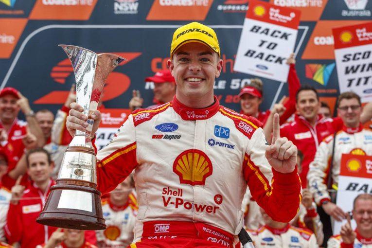 海外レース他 | インディカー:オーストラリア・スーパーカー連覇のマクローリン、ロードコース戦で北米デビューへ