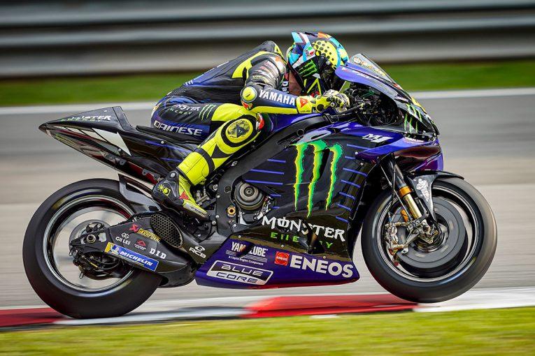 MotoGP   MotoGP:ロッシ「マシンに対するフィーリングはかなりポジティブ」/セパンテスト1日目コメント