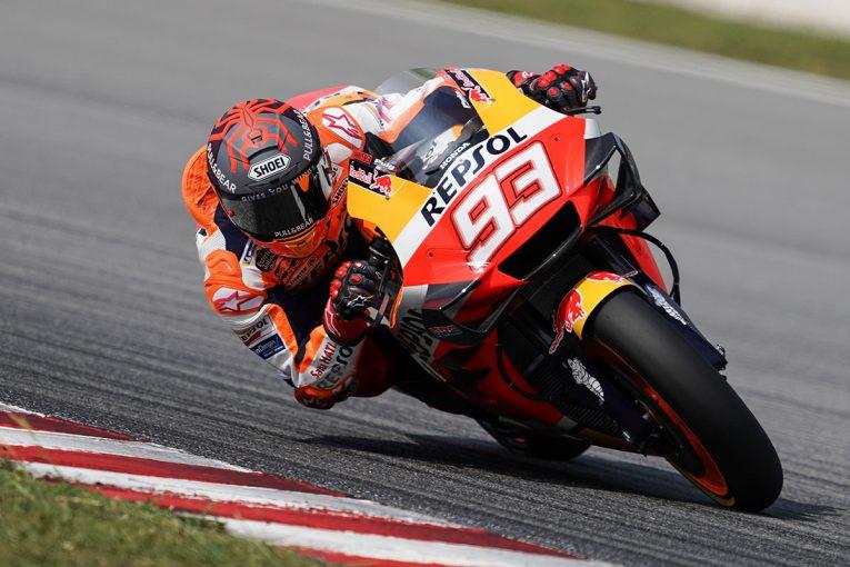 MotoGP   MotoGP:2020年シーズン最初の公式テストがセパンで開幕。オフシーズン中に右肩手術のマルケスは12番手でスタート