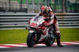 2020年MotoGPセパン公式テスト:中上貴晶(LCRホンダ・イデミツ)