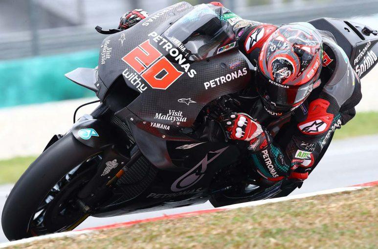 MotoGP   【タイム結果】MotoGPセパン公式テスト3日目