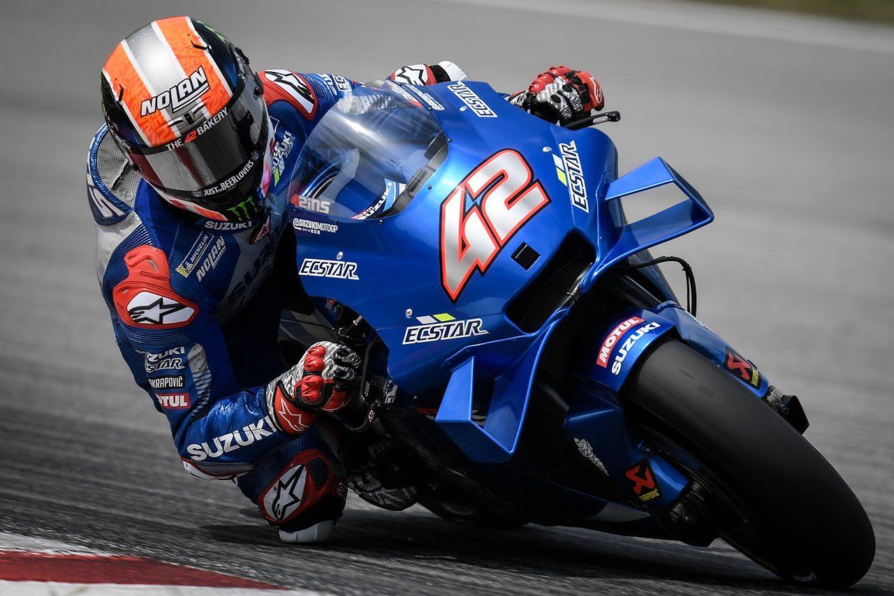 MotoGP:クアルタラロが3日連続トップタイムでセパン公式テストを席巻。ヤマハはホールショットデバイスを投入