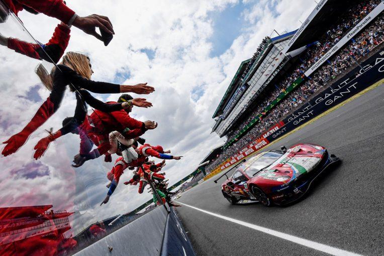 ル・マン/WEC | WEC:フェラーリ、ル・マンとセブリングの体制発表。バード、セラが助っ人参戦へ