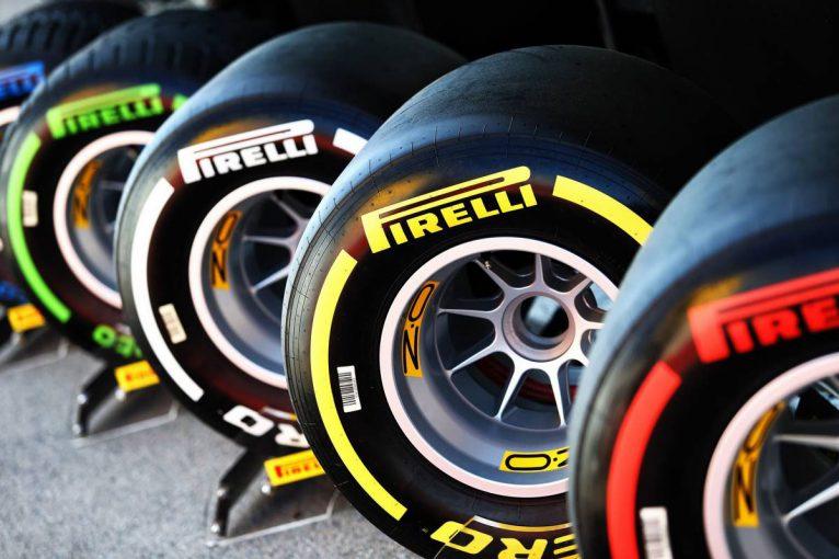 F1   ピレリ、18インチタイヤのテストスケジュールを発表。10月にはハースF1が鈴鹿で実施