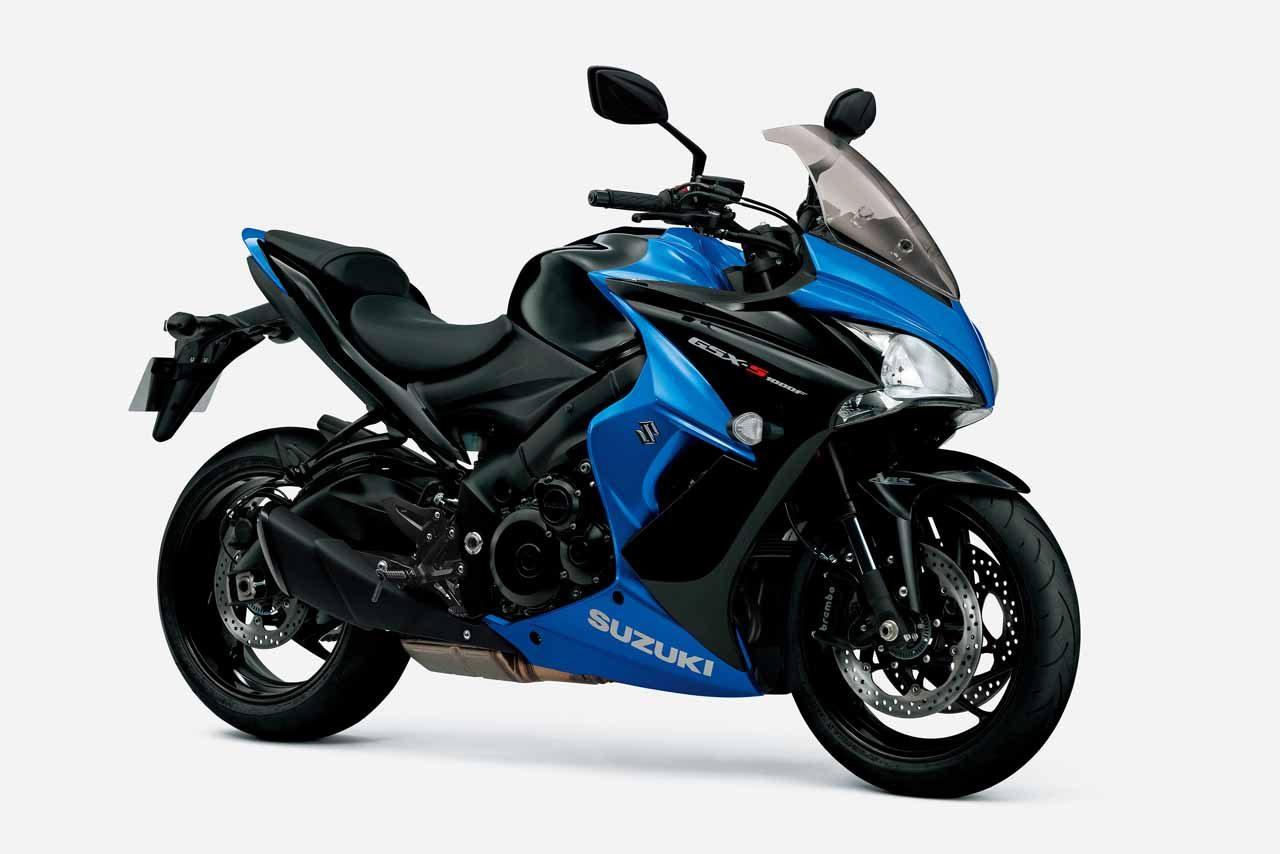 スズキ、ロードスポーツバイク『GSX-S』シリーズのカラーリングを変更し2月20日より発売