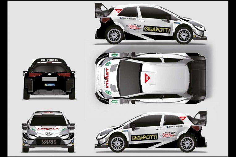 ラリー/WRC   WRC:ラトバラ、第2戦スウェーデンで操るヤリスWRCのカラー公開。「プレッシャーなく挑める」