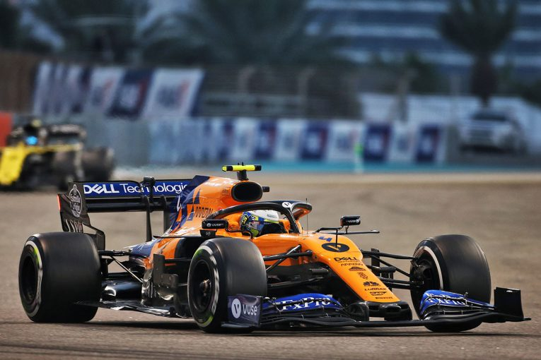 F1 | マクラーレンF1、航空サービス企業など3社とパートナーシップを締結。一部は複数年契約に