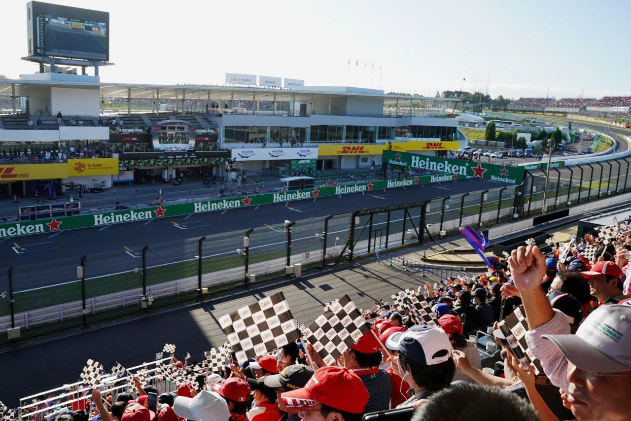 鈴鹿サーキット、F1ベトナムGPのパブリックビューイング開催へ。スーパーフォーミュラ開幕戦直後に実施
