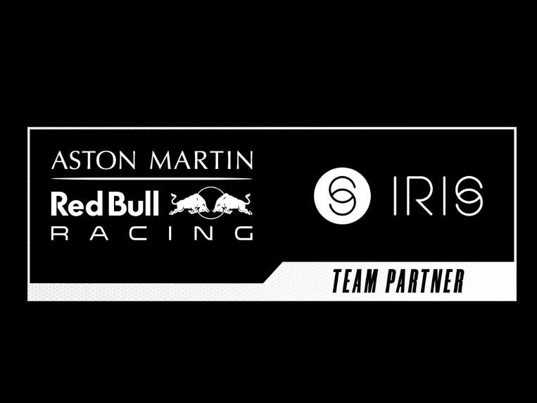 レッドブル・レーシングとアイリス社がテクニカルパートナーシップ契約を締結