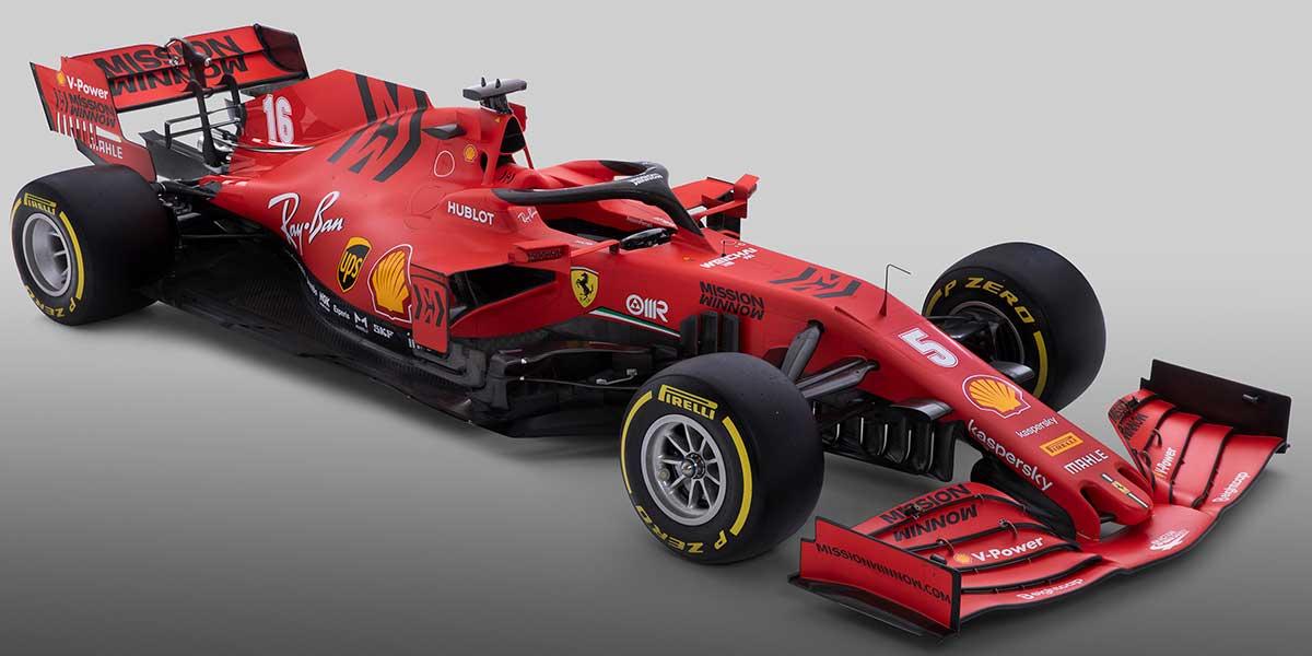 F1 | スクーデリア・フェラーリ・ミッション・ウィノウ 2020年