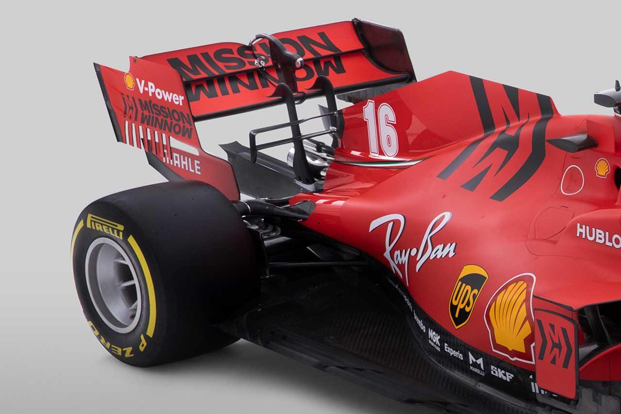 スクーデリア・フェラーリの2020年型F1マシン『SF1000』
