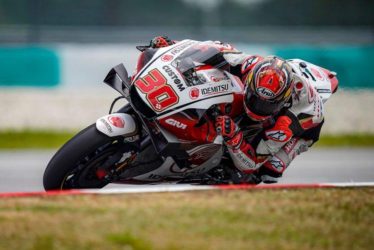MotoGP | MotoGP:中上、手術した右肩の影響により厳しいセパンテストを終える。「カタールテストでは80パーセントに」