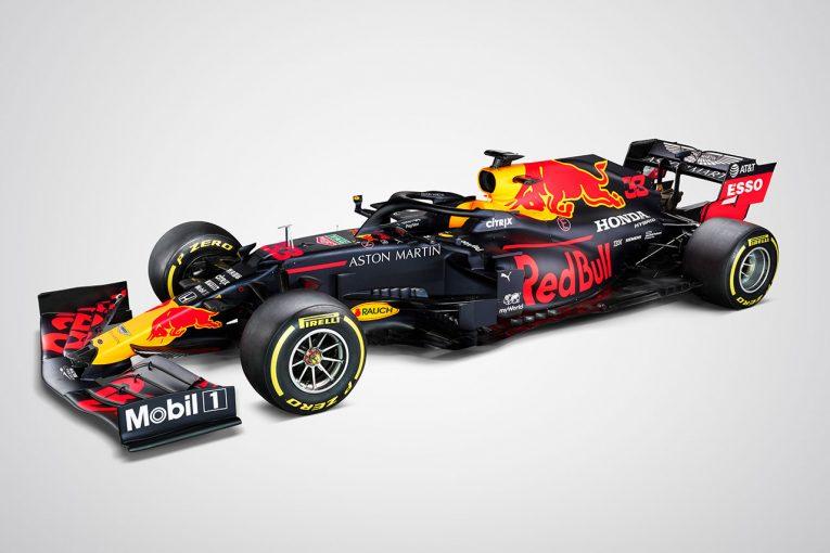 F1 | レッドブル・ホンダF1、打倒メルセデスを誓う2020年新型マシン『RB16』を正式発表
