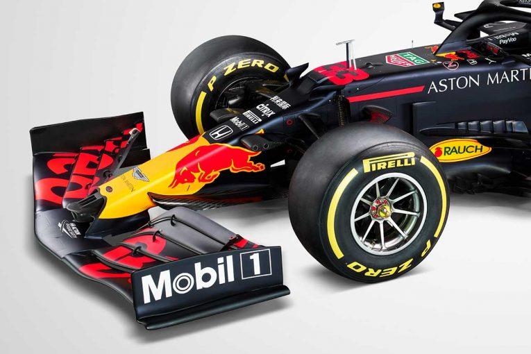 F1 | 【津川哲夫のF1新車初見チェック】王座狙うレッドブルRB16はメルセデス型の細身ノーズを採用。サスペンション変更も期待大