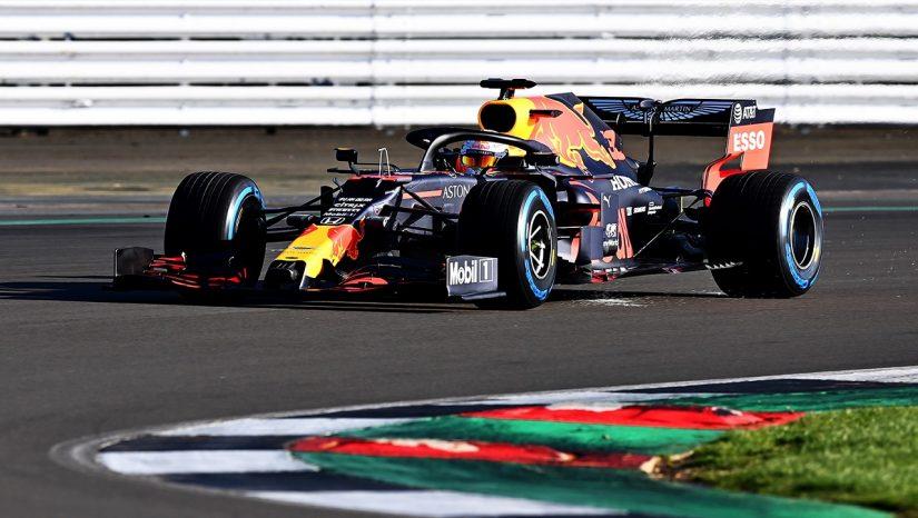 F1 | レッドブル・ホンダF1がシェイクダウン一番乗り。フェルスタッペンにより2020年型『RB16』がコースデビュー