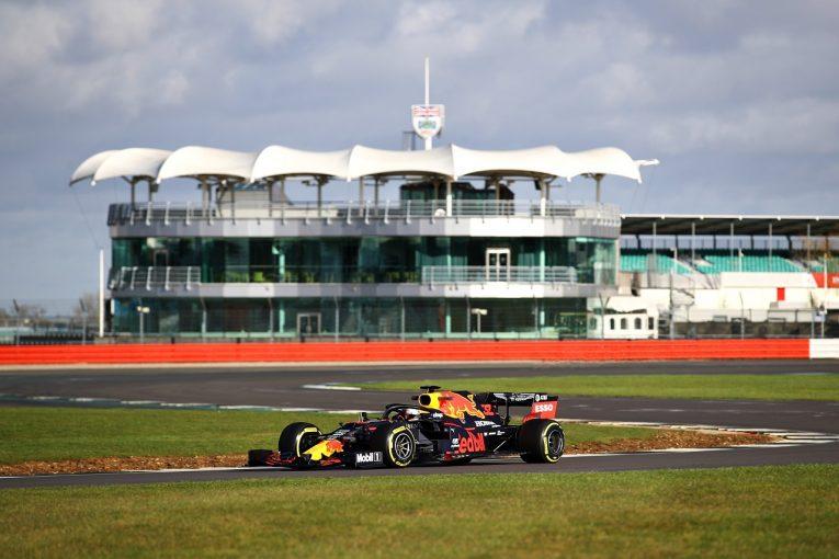 F1 | 【動画】2020年ホンダF1サウンドがコースに轟く。初走行のレッドブルRB16に「速いね!」とアルボンが笑顔