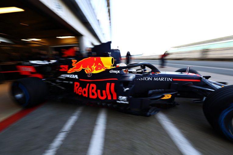 F1 | レッドブルF1代表「パワーユニットとシャシーが芸術的に統合」RB16・ホンダは昨年型より向上と自信