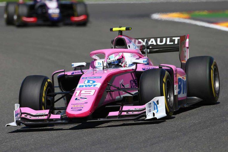 海外レース他 | FIA-F2:コレア、ユベール死亡事故の調査結果に疑問「僕の手元に報告書がないことにも驚いた」