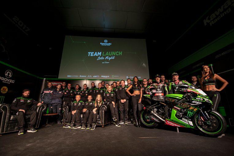 MotoGP   カワサキのSBKファクトリーチームが体制発表。2020年仕様のZX-10RRをアンベイル