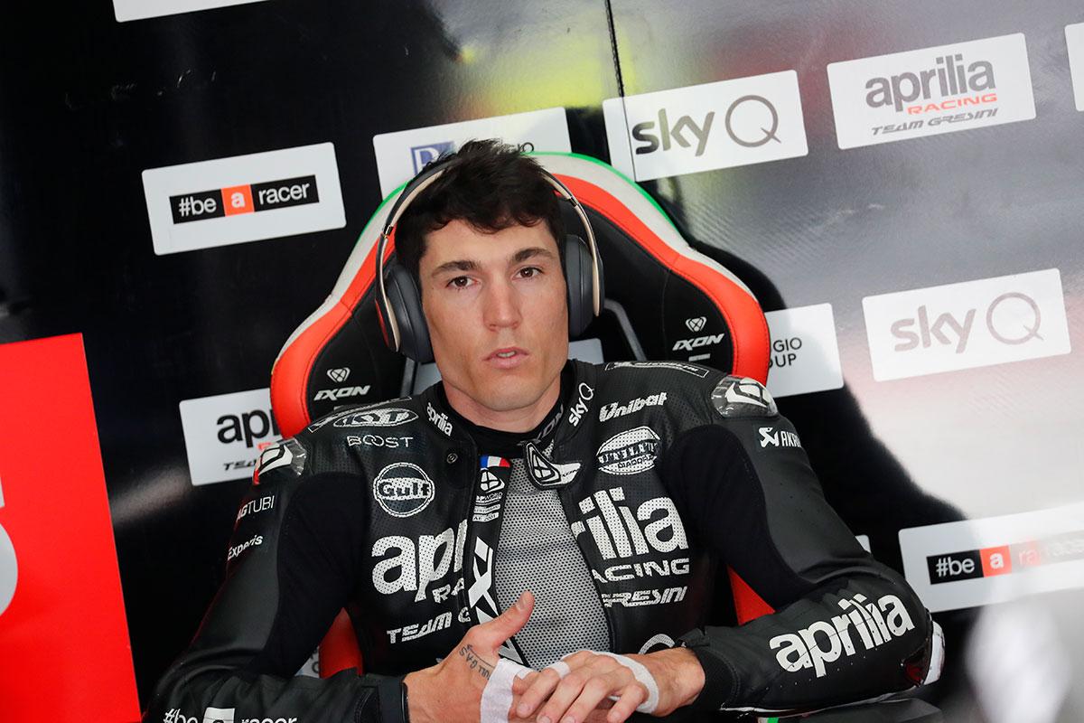 MotoGP | アレイシ・エスパルガロ(アプリリア・レーシング・チーム・グレシーニ) 2020年