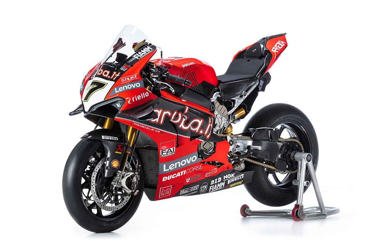 SBK:Aruba.it レーシング-ドゥカティがイモラで2020年の体制発表。目標は「タイトルを持ち帰ること」