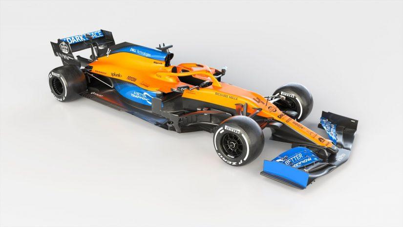 F1 | マクラーレンF1、2020年シーズンを戦う新マシン『MCL35』を公開。ランキング4位維持を狙う