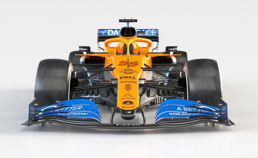 F1 | 【津川哲夫のF1新車初見チェック】マクラーレンが独特な昨年型から王道路線へ。ワークスルノーとの対決がとにかく楽しみ