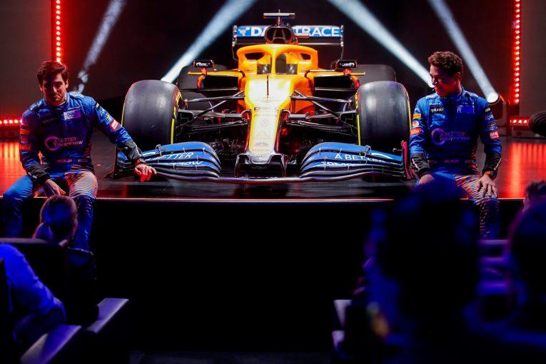 F1 | マクラーレンMCL35:マット塗装採用のスリムなマシン「僕のベイビー」とドライバーも大満足の出来栄え