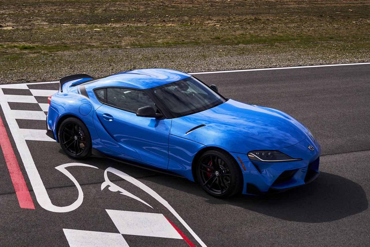 トヨタ、GRスープラの2021年モデル発表。最高出力を向上させ、2020年秋以降に日本発売へ