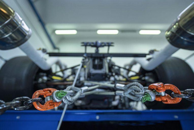 クルマ | ランボルギーニ、サーキット専用V12エンジン初披露。2020年発表のハイパーカーに搭載へ