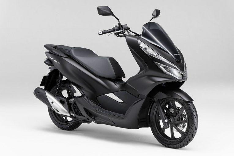 MotoGP | ホンダ、原付2種スクーター『PCX/PCX150』に受注期間限定のマットカラーを追加し発売