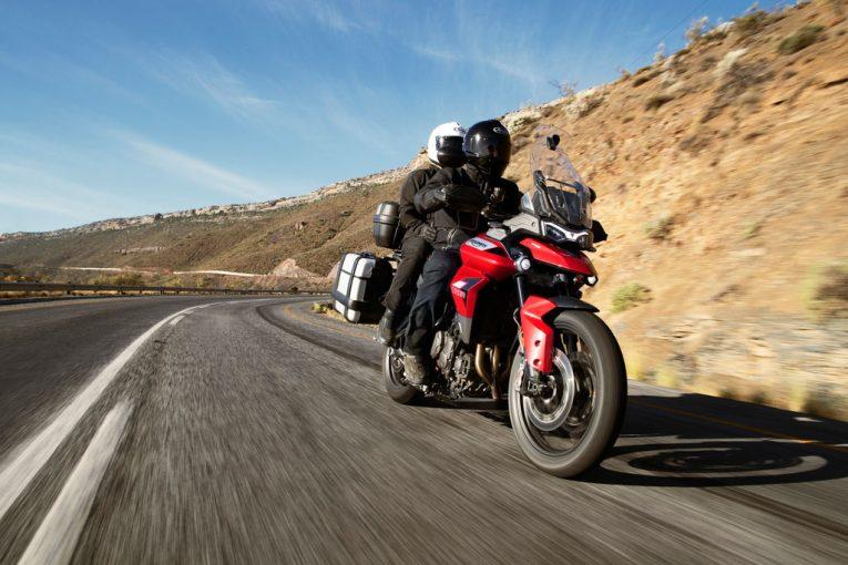 MotoGP   トライアンフ、旧型モデルから大幅に軽量化を果たした新型『タイガー900』を発表
