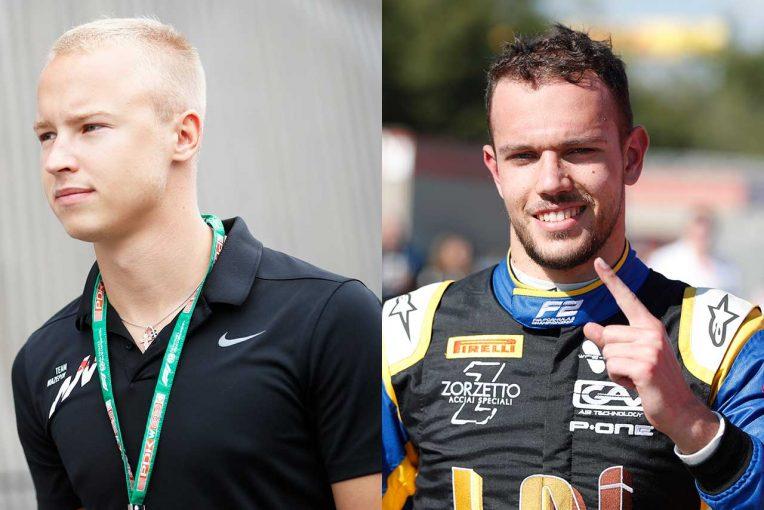 海外レース他 | FIA-F2:新規参戦のハイテックGP、ニキータ・マゼピン&ルカ・ギオットの起用を発表