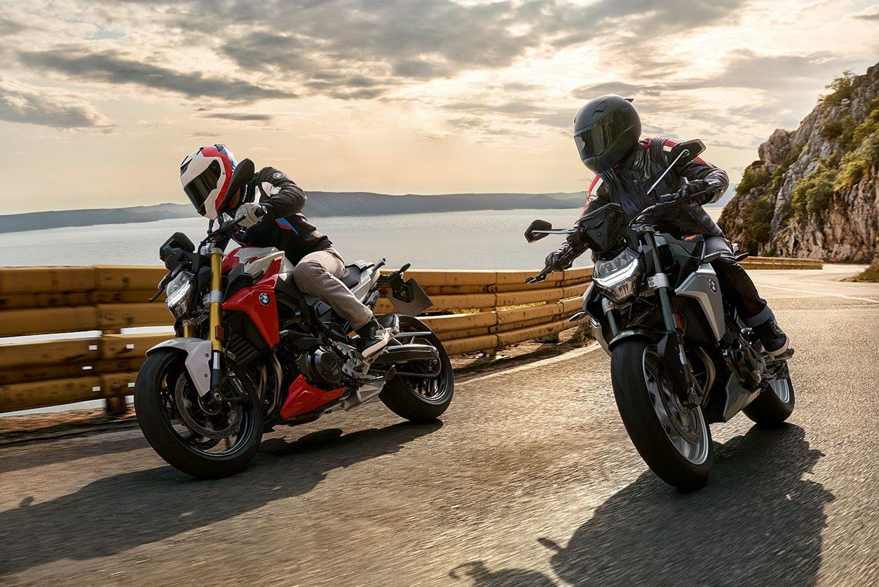 BMW、新型の大型バイク『F900R/F900XR』を2月25日より発売