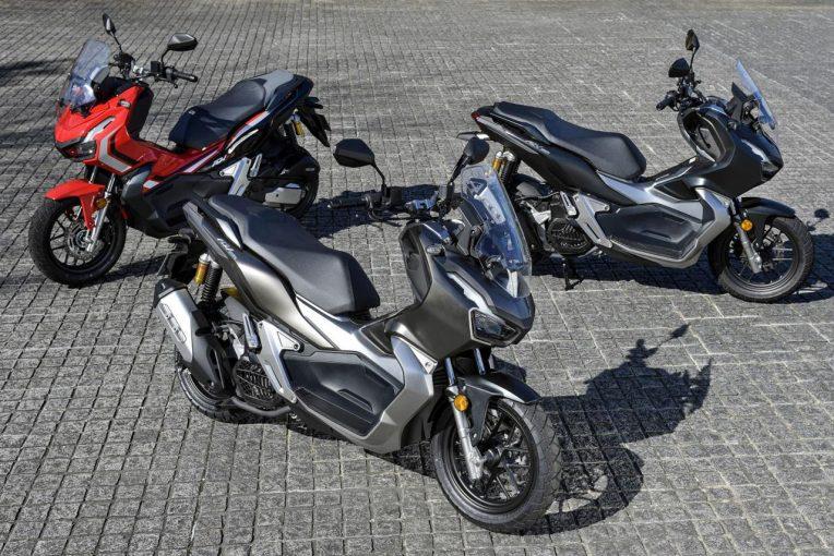 MotoGP   注目の新型アドベンチャー『ホンダADV150』発売前に年間販売計画数を上回る4000台受注