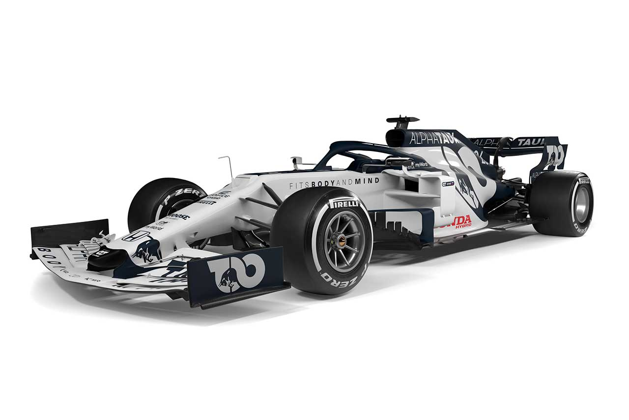 F1 | アルファタウリ・ホンダ 2020年