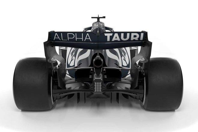 2020年型アルファタウリF1マシン『AT01』