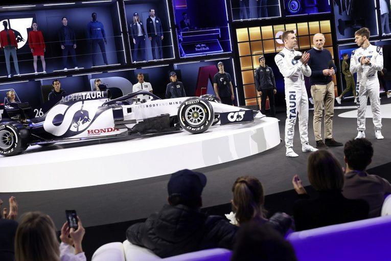 F1 | 「アルファタウリ『AT01』の風洞データは良好、ホンダも大きく進歩した」チーム代表、2020年の目標は選手権5位と宣言