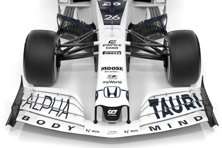 F1 | アルファタウリ・ホンダF1、トロロッソ時代から続くカシオとのパートナーシップ延長を発表