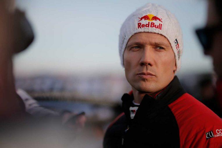 ラリー/WRC | 総合4番手につけたトヨタのオジエ「もう少しリスクを負って、思いきり走るべきだった」/2020WRC第2戦スウェーデン デイ1後コメント