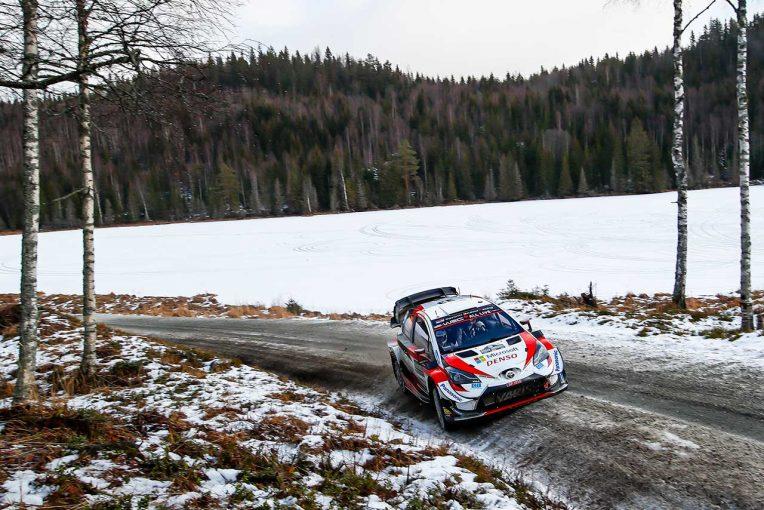 ラリー/WRC | 【順位結果】2020WRC第2戦スウェーデン SS16後
