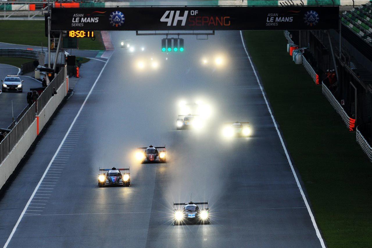 アジアン・ル・マン第3戦セパン:サンダーヘッド・カーリンが優勝。GTクラスはJLOCが制す