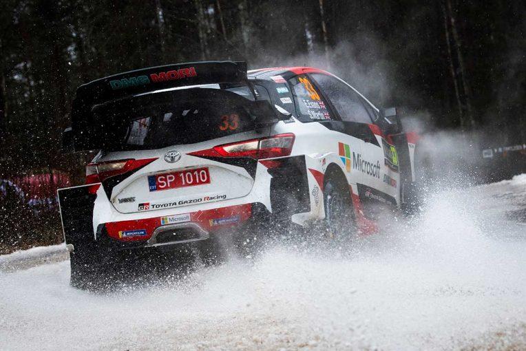 ラリー/WRC | 【順位結果】2020WRC第2戦スウェーデン 暫定総合
