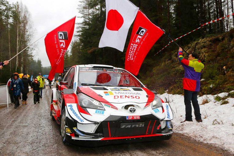 ラリー/WRC | WRC:豊田章男チーム総代表が第2戦スウェーデン勝利にコメント。リタイアしたラトバラには「申し訳ない気持ち」