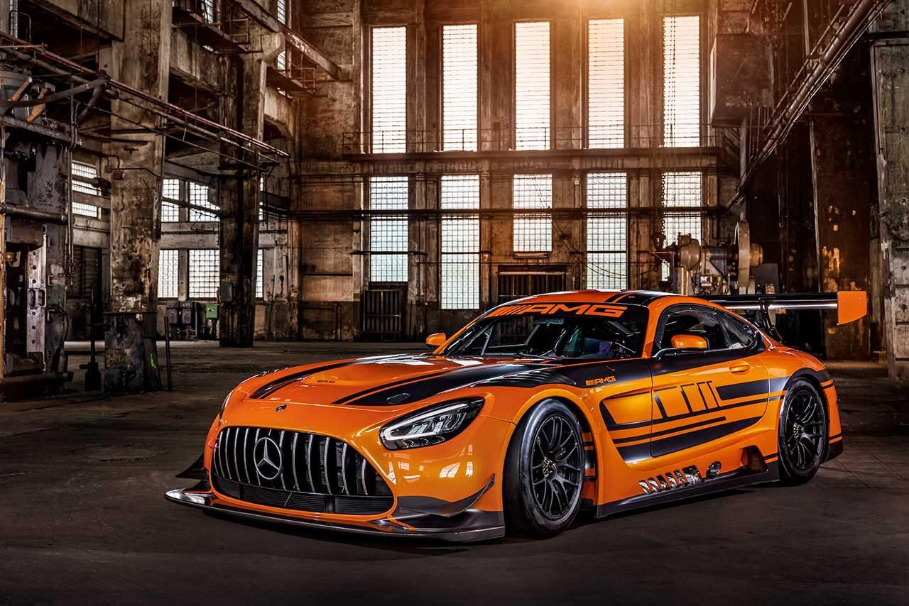 新型メルセデスAMG GT3
