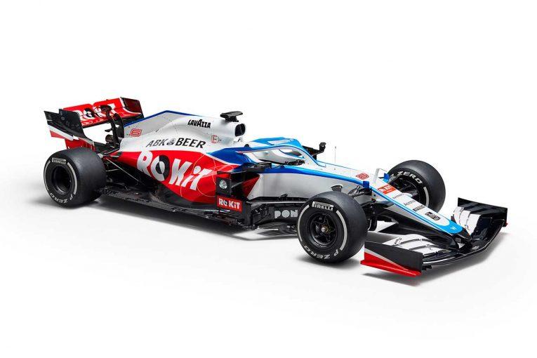 F1 | ウイリアムズF1、2020年型新マシン『FW43』をオンラインで公開。若手コンビで不振脱却を目指す