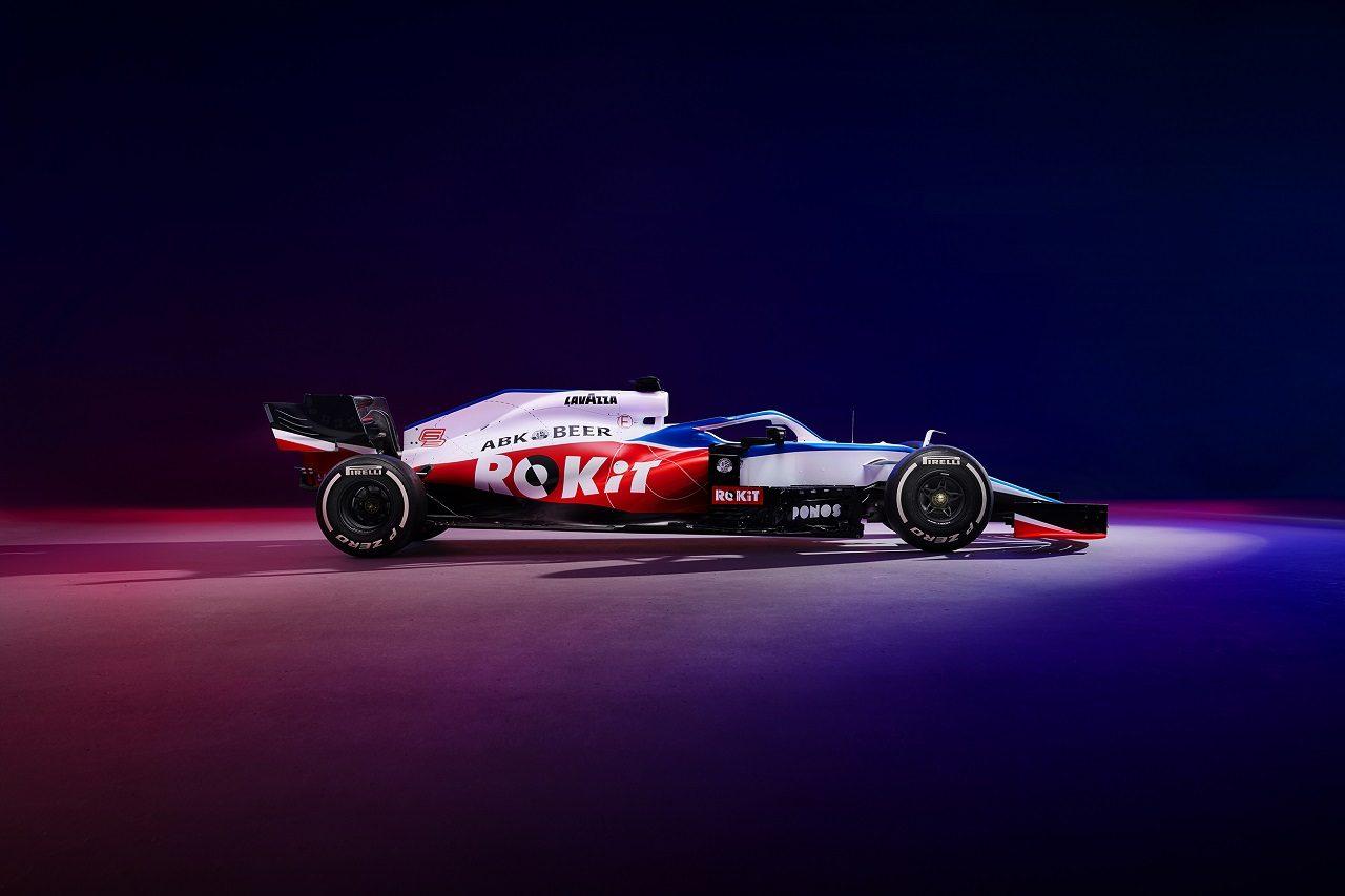 ウイリアムズ2020年型F1マシン『FW43』