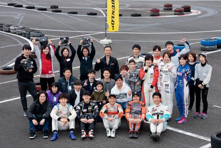 スーパーGT | 野尻&中山&富田の『のじさんぽ』が第1回カート大会を開催。ゲストドライバー交え盛況に終わる