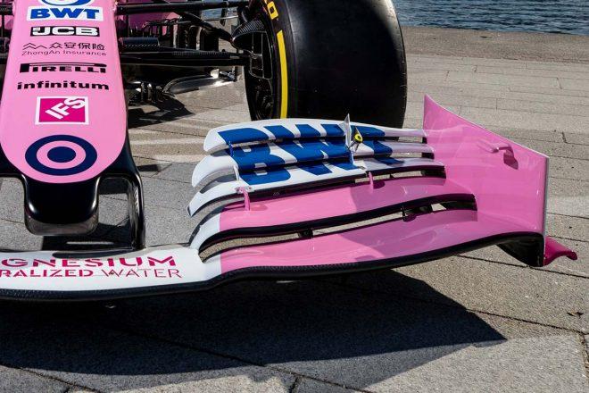 2020年型マシン:レーシングポイントF1『RP20』